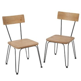 Set of 2 Orval Dining Chair - Christopher Knight H
