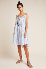 Anthropologie Anthropologie Bianca Tiered Cover-Up