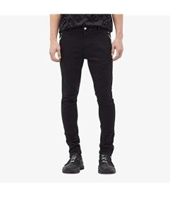 Versace Jeans Couture Moto Skinny Fit Biker Jeans