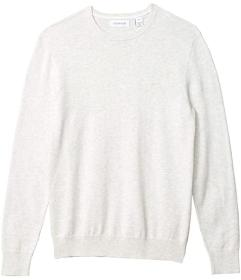 Calvin Klein Long Sleeve Liquid Touch Crew Neck Sw