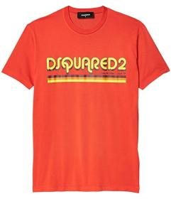 DSQUARED2 Retro Logo T-Shirt