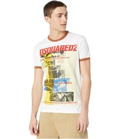 DSQUARED2 Only One Lives T-Shirt