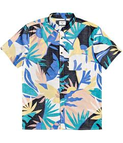 Quiksilver Tropical Flow Short Sleeve