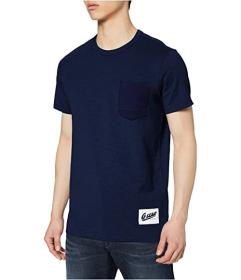 G-Star Contrast Pocket Round Neck T-Shirt