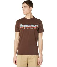 DSQUARED2 Ringer Top Disco T-Shirt