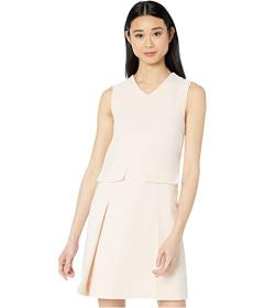 See by Chloe Sleeveless Crepe Dress