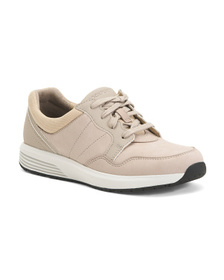 ROCKPORT Comfort Leather Sneakers