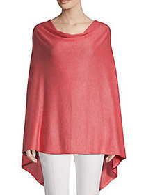Echo Core Everyday Poncho CORAL