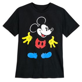Disney Mickey Mouse T-Shirt for Adults – Mickey &