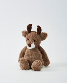 Hanna Andersson Bashful Reindeer By Jellycat | Med