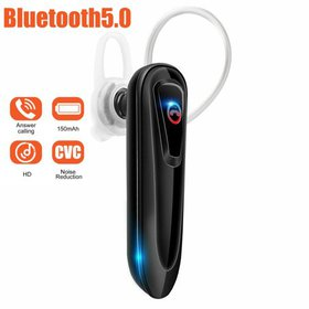 Bluetooth Headset 5.0 with Noise Cancelling Blueto