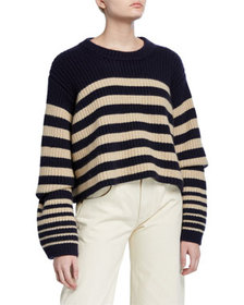 Khaite Dotty Cashmere Sweater