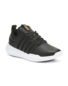 K SWISS Leather Athletic Sneakers