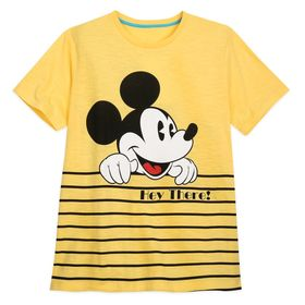 Disney Mickey Mouse T-Shirt for Men – Summer Fun