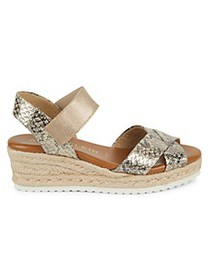 Anne Klein Espadrille Wedge Sandals