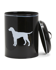 AMICI HOME Dog Food Canister