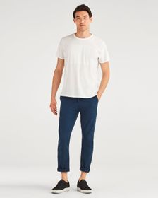 7 For All Mankind Slim Chino in Navy