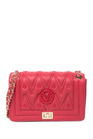 MARIO VALENTINO Alice Quilted Leather Shoulder Bag