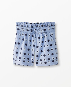 Hanna Andersson Pull-on Shorts in Chambray