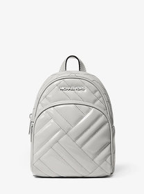 Michael Kors Abbey Mini Quilted Backpack