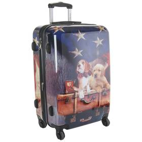 Chariot® Travelware Freedom Pups 28in. Spinner