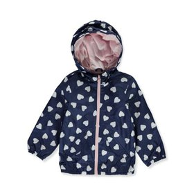 Carter's Baby Girls' Hearts Windbreaker Jacket (In