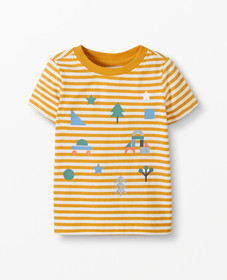 Hanna Andersson Play Graphic Tee