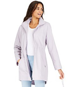 Packable Hooded Anorak Jacket, Created for Macy's