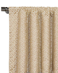Eastern Accents Roscoe Rod Pocket Curtain Panel 96