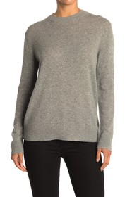 Theory Solid Crew Neck Sweater
