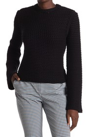 Theory Textured Knit Sweater