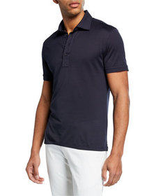 Ermenegildo Zegna Men's Leggerissimo Regular-Fit C