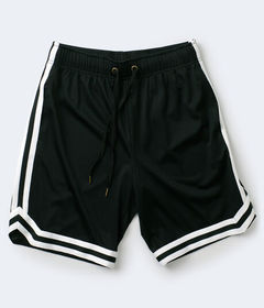 Aeropostale Stripe Basketball Shorts