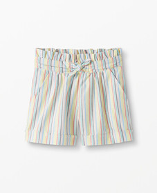 Hanna Andersson Woven Shorts in Oxford