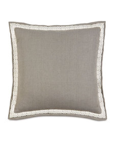 Eastern Accents European Breeze Linen Pillow 27Sq.