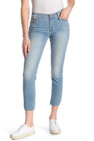 7 For All Mankind Roxanne Ankle Cut Off Skinny Jea