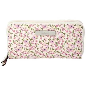 Womens Nine West Whitley SLG Ditsy Floral Zip Arou