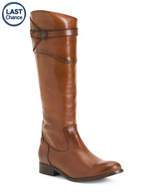 FRYE Leather High Shaft Boots