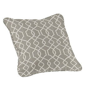 Outdoor Fashion Throw Pillow - Select Colors