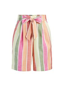 Madie Pull-On 8-Inch Short - Signature Fit - 7th A