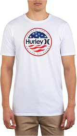 Hurley One & Only America Short Sleeve
