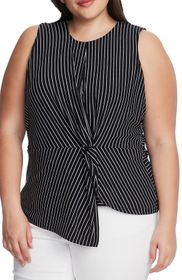 Vince Camuto Linear Moments Stripe Side Twist Slee