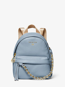 Michael Kors Slater Extra-Small Pebbled Leather Co
