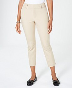 Newport Tummy-Control Cropped Pants, Created for M