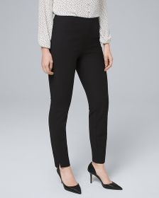 Curvy-Fit Comfort Stretch Skinny Ankle Pants