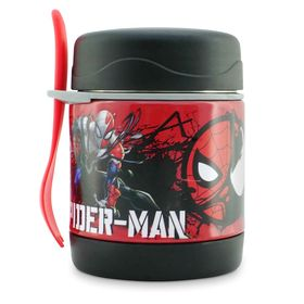 Disney Spider-Man Hot and Cold Food Container