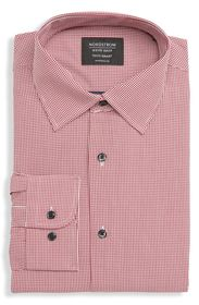 NORDSTROM MEN'S SHOP Tech-Smart Traditional Fit St