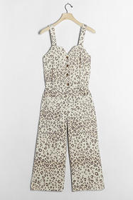Anthropologie Piper Utility Jumpsuit