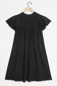 Anthropologie Sinead Eyelet Tunic Dress