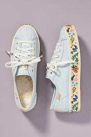 Anthropologie Keds x Rifle Paper Co. Rosalie Embro